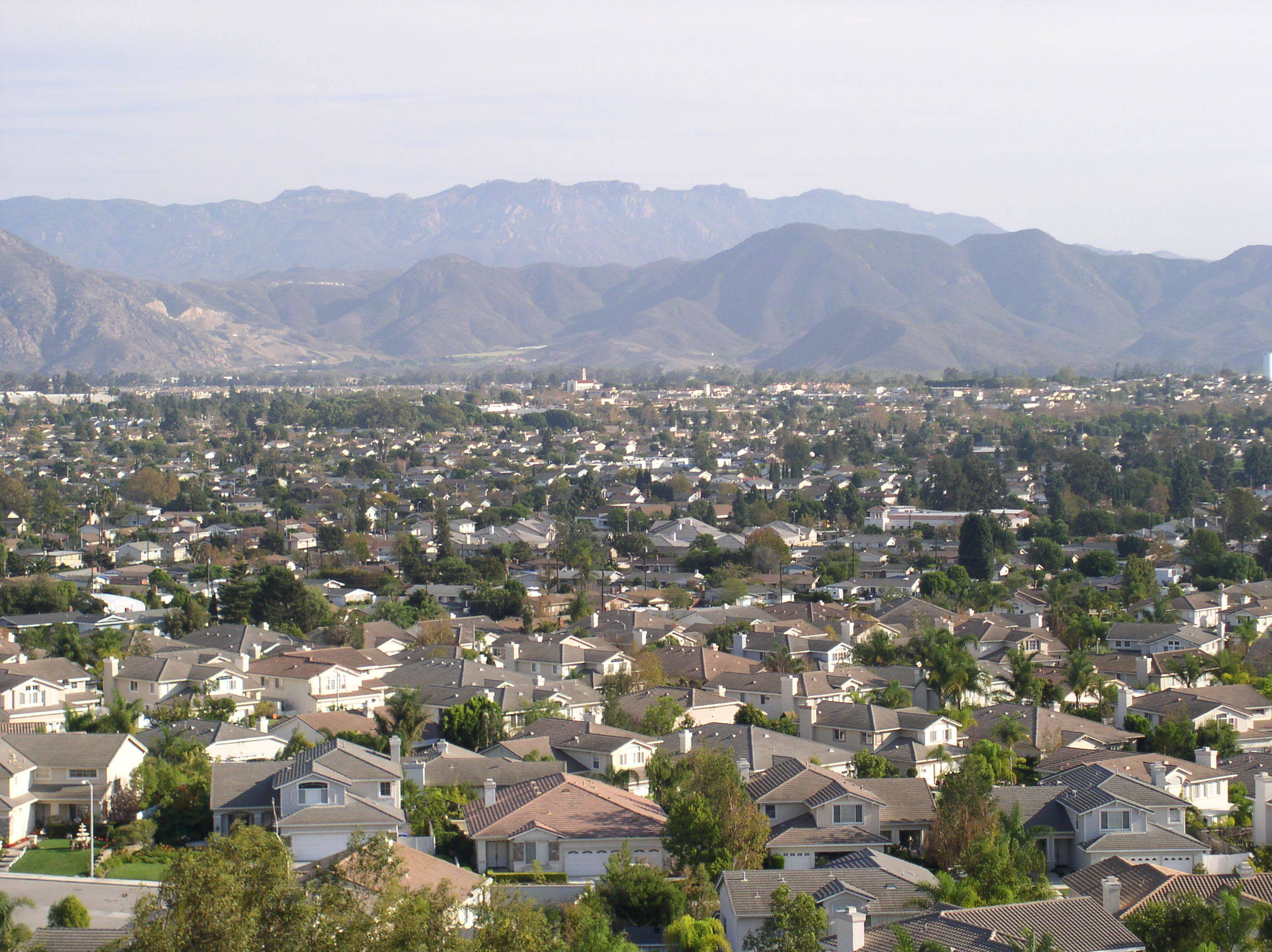 The City of Camarillo