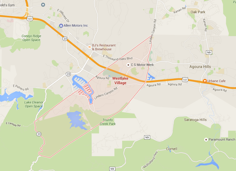 About Westlake Village 5