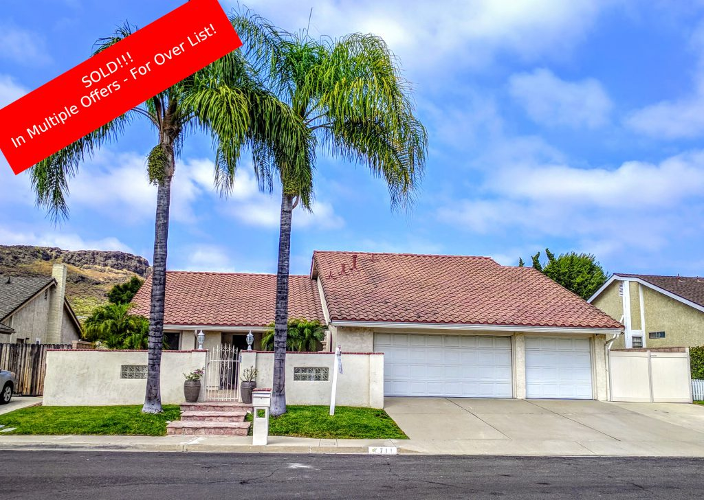 711 Bluebonnet Ct, Thousand Oaks - SOLD! 1