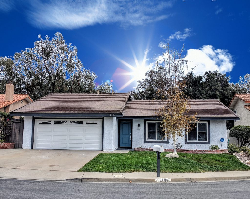 SOLD!  2186 Aspenpark Court in Thousand Oaks 1